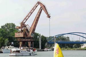 Barkasse Kanalrundfahrten Ruhrgebiet